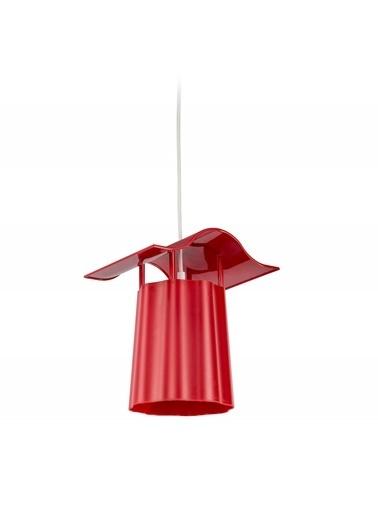 Modelight Ağaç Feneri Kırmızı Kırmızı